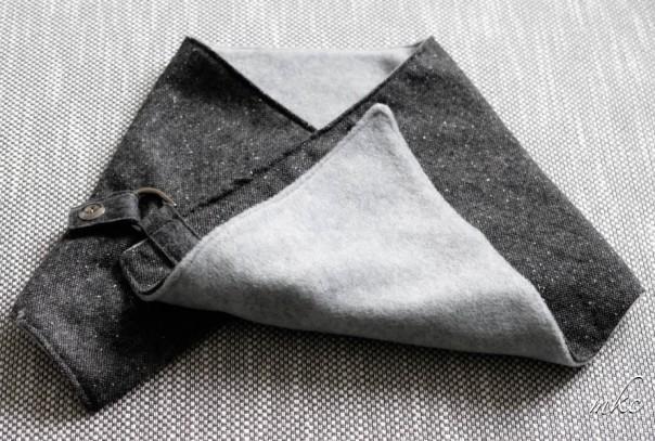 "Model ""Praga scarf"""