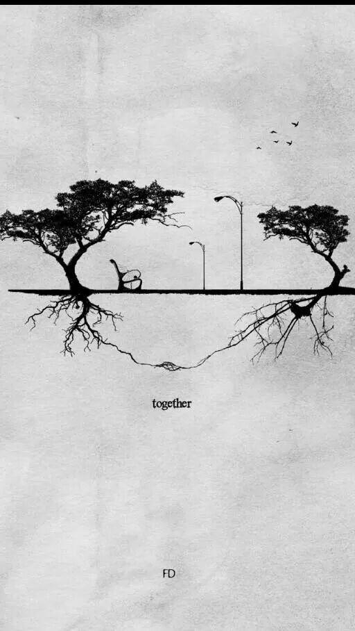 Deeper roots…